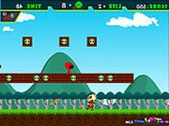 Ben 10 in Mario world ingyen j�t�k