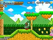 Mario and Yoshi adventure 2 online Mario j�t�k