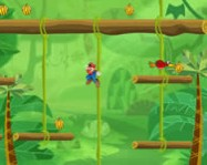 Mario jungle adventure online Mario j�t�k