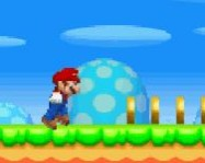 New Super Mario Bros Flash ingyen j�t�k