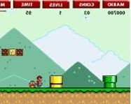 Super Flash Mario Bross Mario j�t�kok