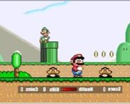 Super Mario Flash 2 Mario j�t�kok
